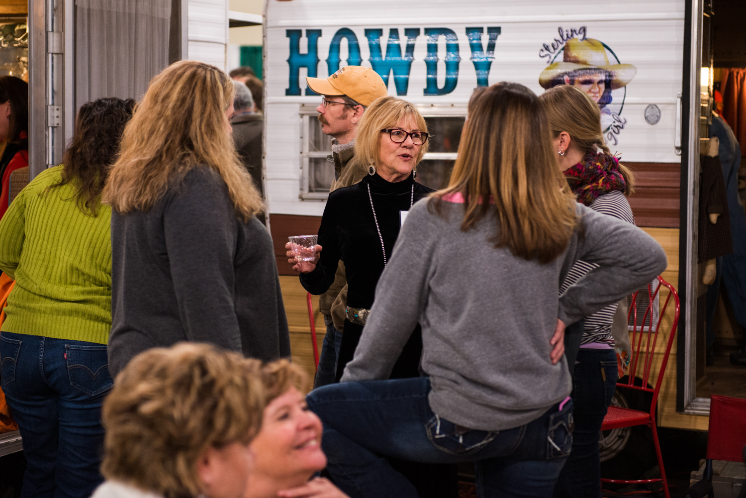 Sisters on the Fly Make Waves at the Fly Fishing Show
