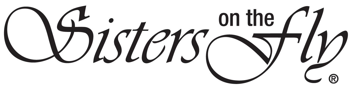 Sisters on the Fly Logo