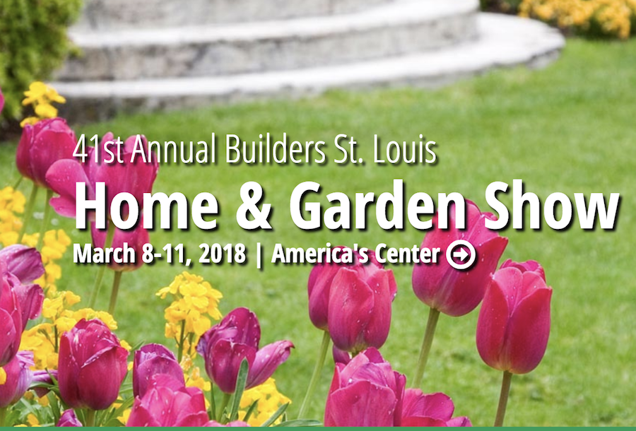 Come join Us in St. Louis at the Builders Home Show March 8-11