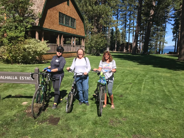 Event Recap: Lake Tahoe Adventure with Sisters on the Fly