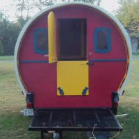 Custom Gypsy Wagons Vardos Campers Small Car Towable Hand Built in Arkansas