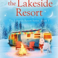 My new heartwarming novel, CHRISTMAS AT THE LAKESIDE RESORT