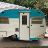 1975 Vintage Serro Scotty Camper