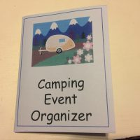 Camping Event Organizer