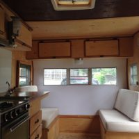 1974 Roag Travel Trailer