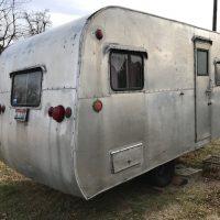 1948 Trail-ette camper trailer