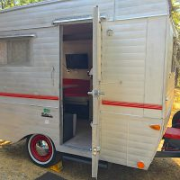 VINTAGE TRAILER FOR SALE