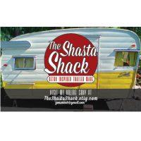 The Shasta Shack:  Retro Inspired Trailer Ware